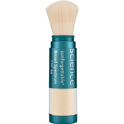 Colorescience Online Only Sunforgettable Brush-on Sunscreen Broad Spectrum SPF 30