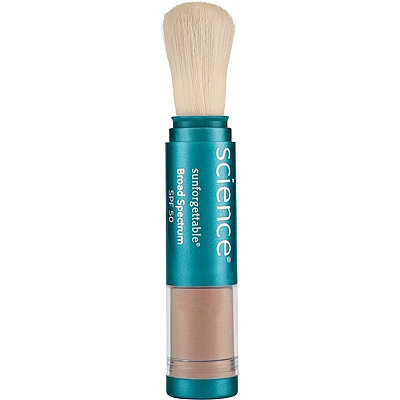 ColorescienceOnline Only Travel Size Sunforgettable Brush-on Sunscreen Broad Spectrum SPF 50