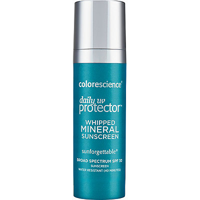 ColorescienceOnline Only Daily UV Protector Whipped Mineral Sunscreen Broad Spectrum SPF 30