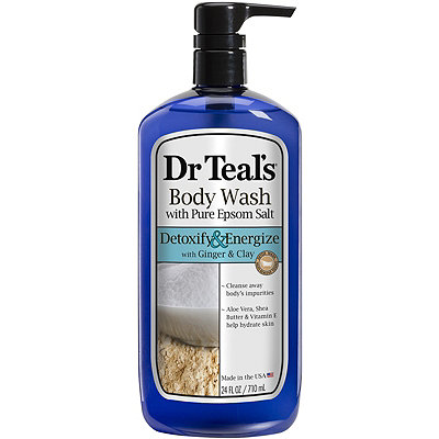 Dr. Teals Detox Ginger %26 Clay Body Wash