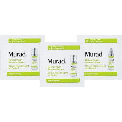 MuradFREE Retinol Youth Renewal Serum Foil w%2Fany Murad purchase