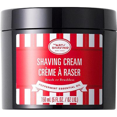 The Art of ShavingPeppermint Shaving Cream