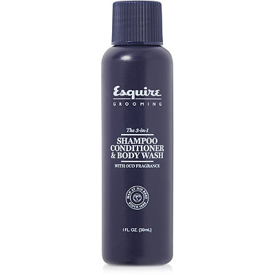 Esquire GroomingFREE 3-in-1 Shampoo, Conditioner, and Body Wash w/any Esquire purchase