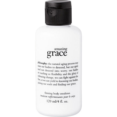 Philosophy FREE deluxe sample Amazing Grace Emulsion w%2Fany %2435 Philosophy purchase