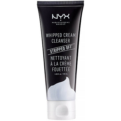 NYX Professional Makeup Stripped Off Whipped Cream Cleanser