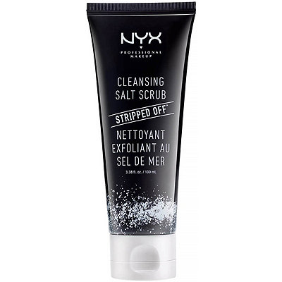 NYX Professional Makeup Stripped Off Cleansing Salt Scrub