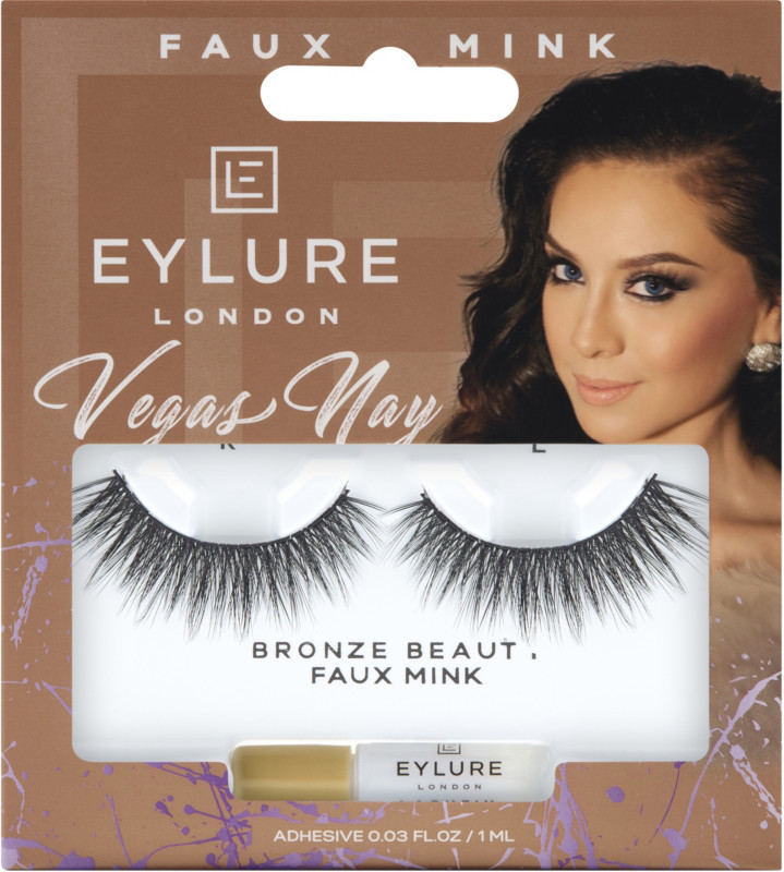 Vegas Nay Lashes - Bronze Beauty
