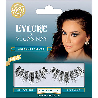 Eylure Vegas Nay Absolute Allure Lashes