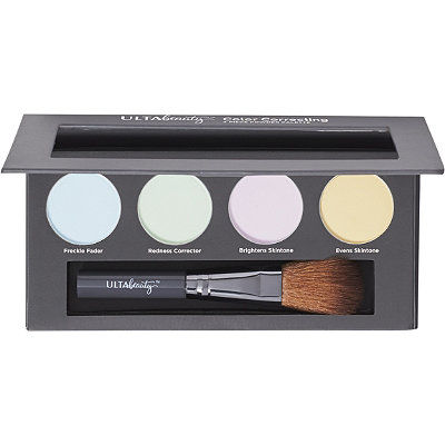 ULTAColor Correcting Powder Palette