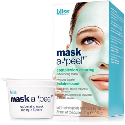 BlissMask-A-'Peel' Complexion Clearing Rubberizing Mask