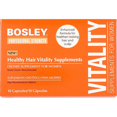 Bosley FREE Pro Women%27s Supplement Trial Pack w%2Fany Bosley Kit Purchase