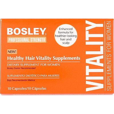 BosleyFREE Pro Women's Supplement Trial Pack w/any Bosley Kit Purchase