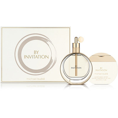 Michael BubléOnline Only BY INVITATION Gift Set