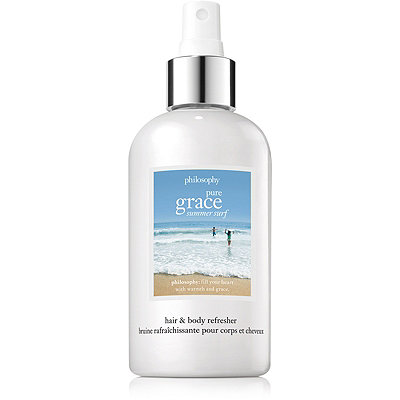 Philosophy Online Only Pure Grace Summer Surf Hair %26 Body Refresher