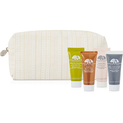Receive a free 4-piece bonus gift with your $45 Origins purchase