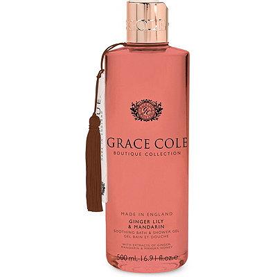 Grace ColeGinger Lily %26 Mandarin Bath %26 Shower Gel