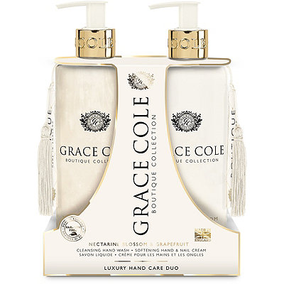 Grace Cole Nectarine Blossom %26 Grapefruit Hand Care Duo