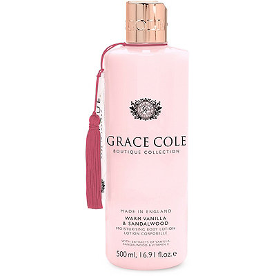 Grace Cole Warm Vanilla %26 Sandalwood Body Lotion