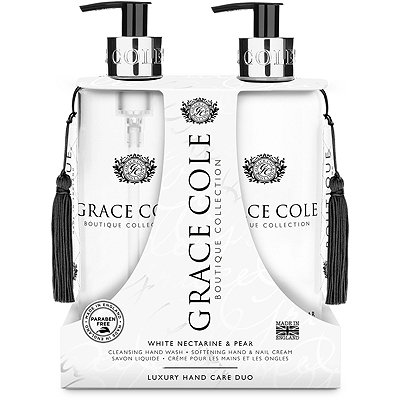 Grace ColeWhite Nectarine %26 Pear Hand Care Duo
