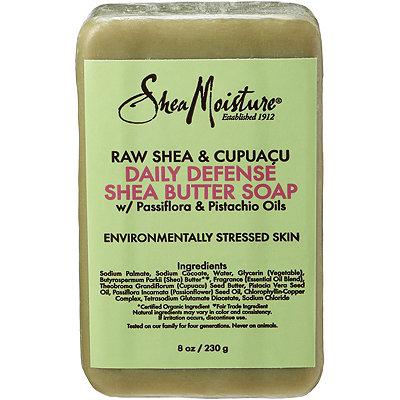 SheaMoistureRaw Shea %26 Cupuacu Hydro Defense Bar Soap