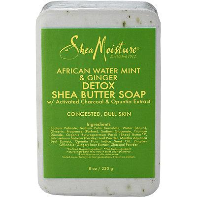 SheaMoistureAfrican Water Mint Bar Soap
