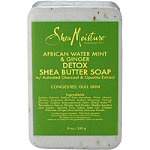 SheaMoisture African Water Mint Bar Soap