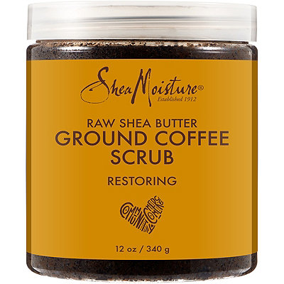 SheaMoisture Shea Butter Coffee Scrub