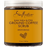 Shea Butter Coffee Scrub