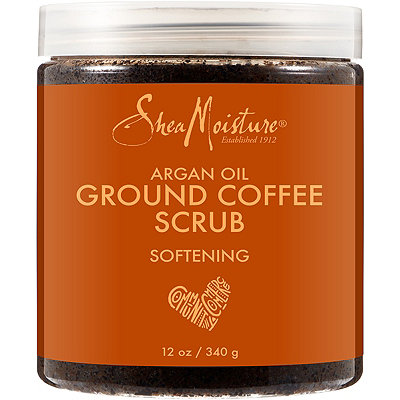 SheaMoisture Argan Oil Coffee Scrub