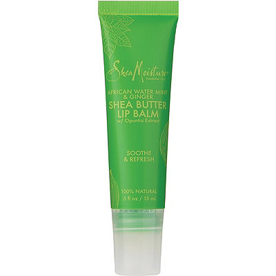 SheaMoisture African Water Mint %26 Ginger Shea Butter Lip Balm