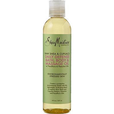 SheaMoistureRaw Shea %26 Cupuacu Hydro Defense Massage Oil