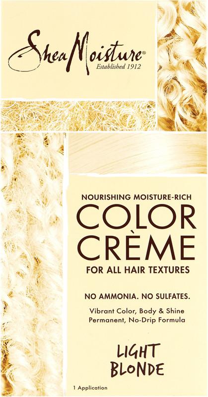 Sheamoisture Nourishing Moisture Rich Ammonia Free Hair Color System Ulta Beauty