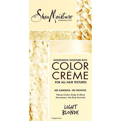 SheaMoisture Nourishing%2C Moisture-Rich%2C Ammonia-Free Hair Color System