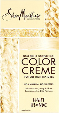 Sheamoisture Nourishing Moisture Rich Ammonia Free Hair Color