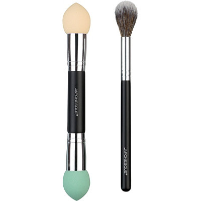 Japonesque Must Have Color Correcting Brush Duo