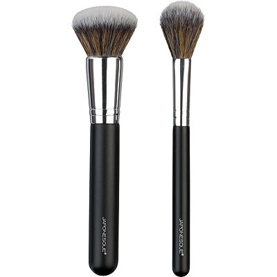 Japonesque Must Have Complexion Brush Duo