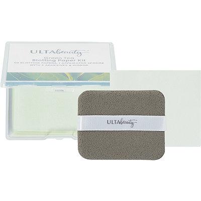 ULTAGreen Tea Blotting Paper Kit