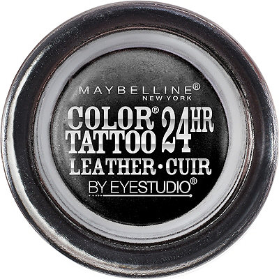 Maybelline EyeStudio Color Tattoo Leather Cream Gel Eyeshadow