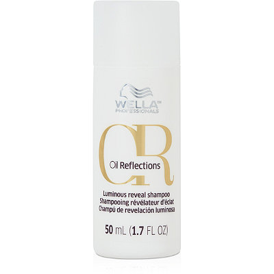 Wella Online Only FREE Oil Reflections Luminous Shampoo w%2Fany %2420 Wella purchase