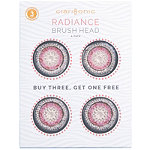 Radiance Brush Head 4-Pack