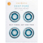 Deep Pore Brush Head 4-Pack