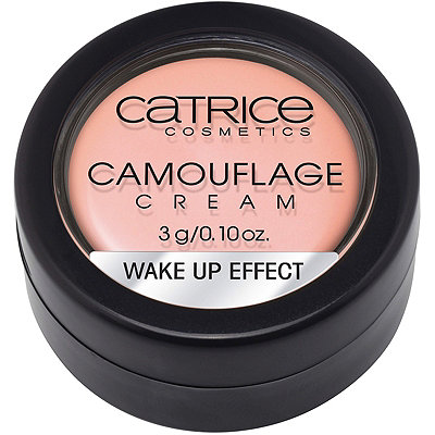 Camouflage Cream Wake Up Effect