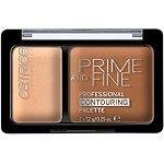 Catrice Prime & Fine Professional Contouring Palette Sunny Sympathy 030