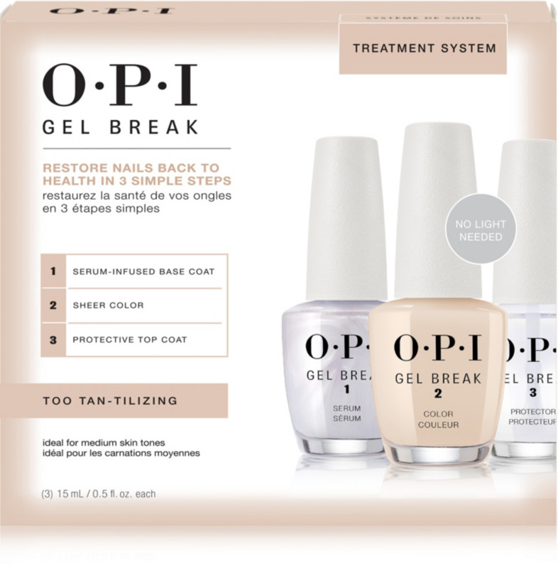 Gel Break Trio Pack | Ulta Beauty