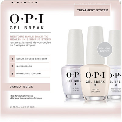 OPI Gel Break Trio Pack