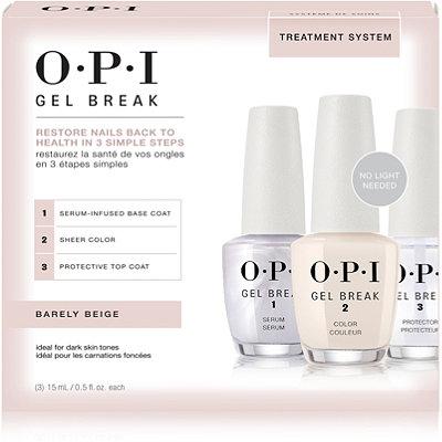 OPIGel Break Trio Pack