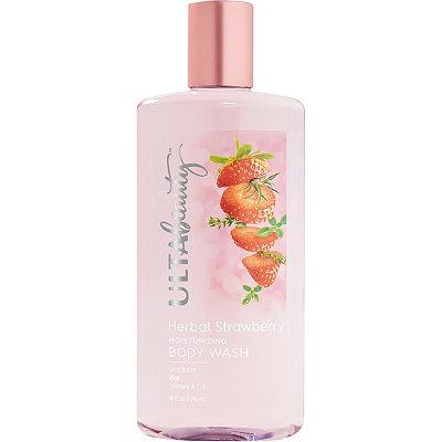 ULTAHerbal Strawberry Moisturizing Body Wash
