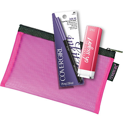 CoverGirl Online Only FREE 3-pc Gift w%2Fany %2420 CoverGirl purchase