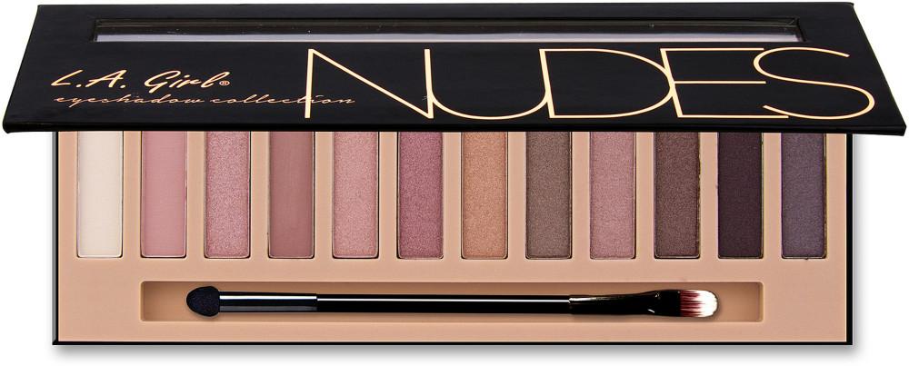 L A Girl Nudes Beauty Brick Eyeshadow Palette Ulta Beauty