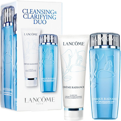 LancômeRadiance Cleanser and Toner Duo